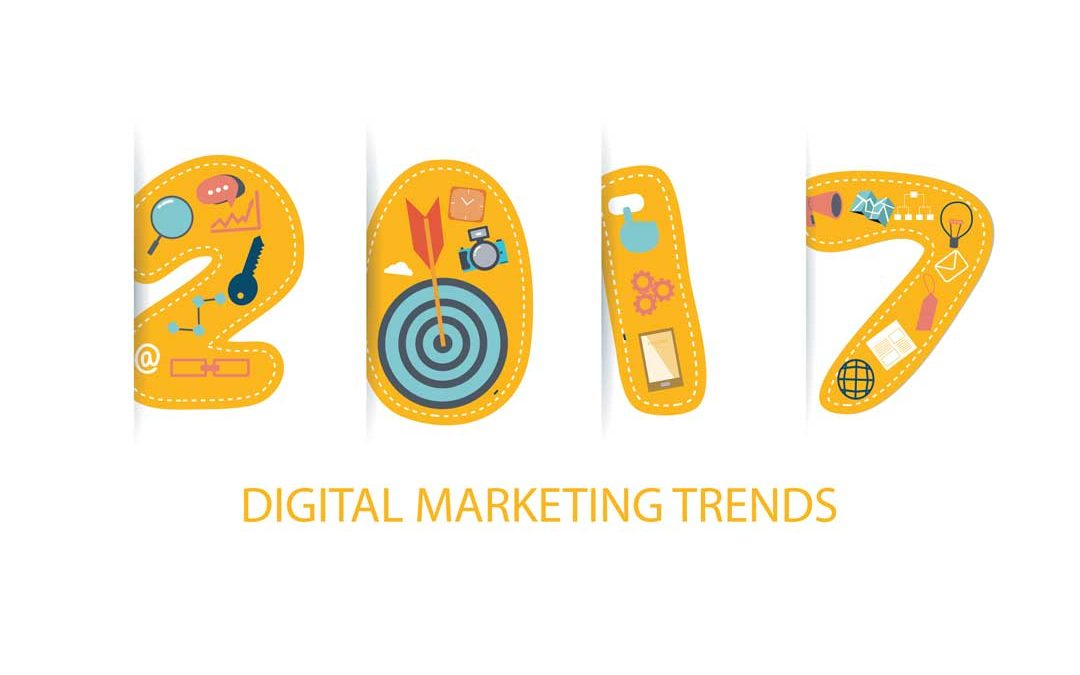 Digital Marketing Trends For 2017 And Beyond