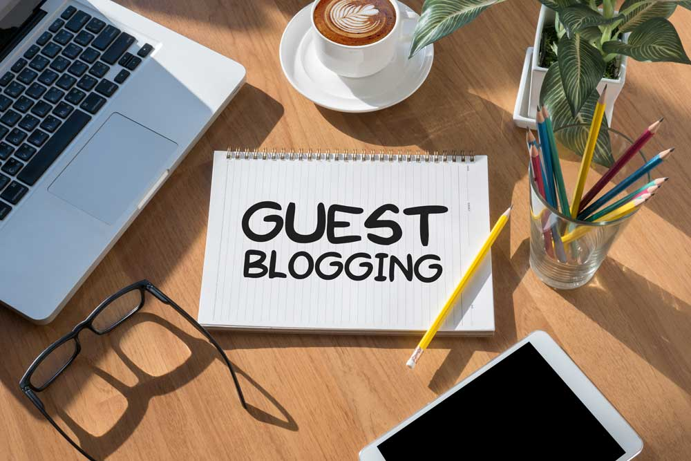 Guest Blogging Can Get Your SEO Ranking Up Faster Than You Think